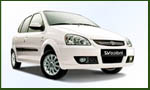 Tata Indica Car on Rent in Delhi