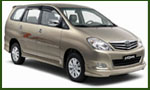 Toyota Innova Car On Rent Delhi